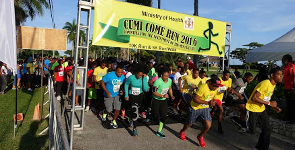 CUMI Come Run 2016