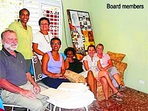 CUMI Board members
