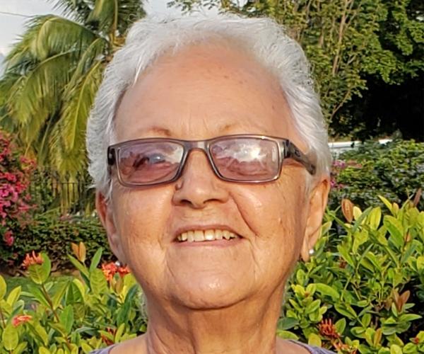 Muriel 'Ann' Newnham