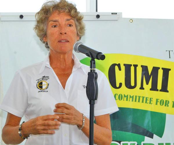 Catherine (Trina) Delisser - Chairperson