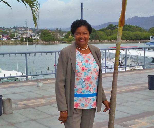 Sonia Daley-Clarke - Secretary