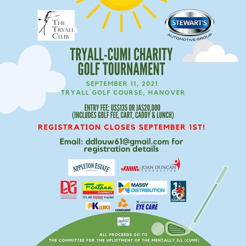 CUMI Charity Golf Tournament 2021